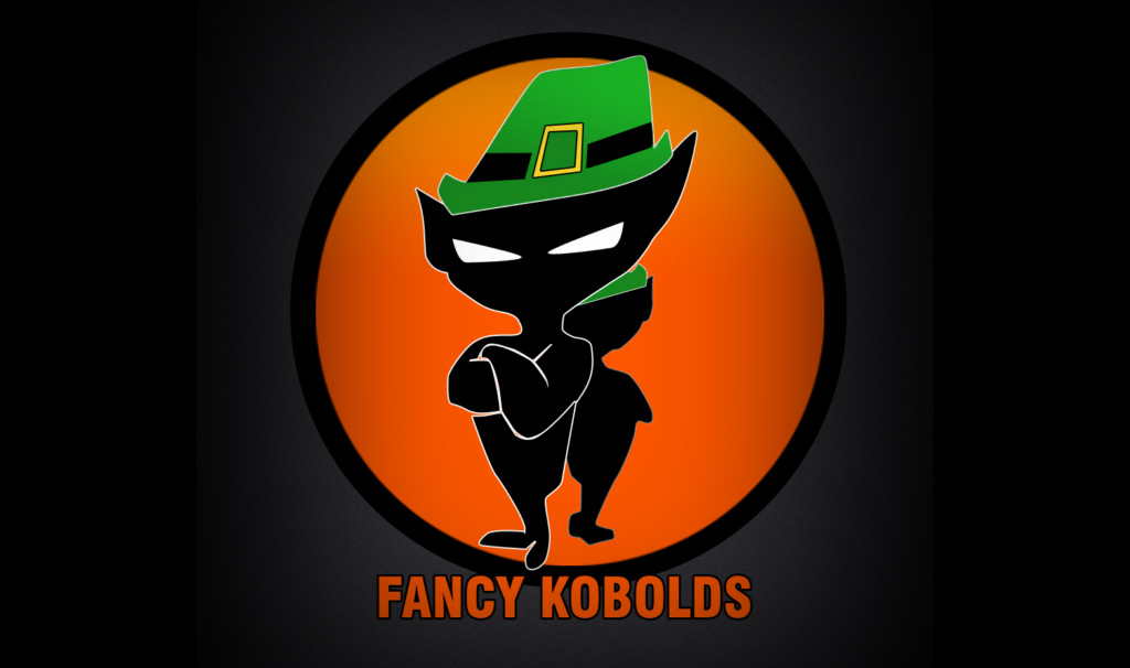 Fancy Kobolds Logo