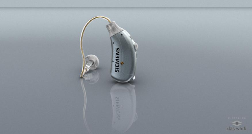 Siemens hearing instrument